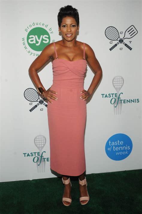 rperfume tamron hall wears splurge tamron hall s taste of tennis gala burberry