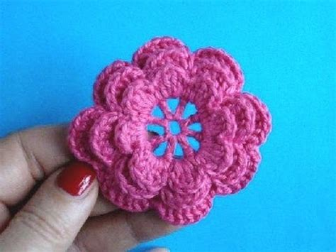 crochet pattern flower youtube вязаные цветы урок 5 ирландский цветок crochet flower