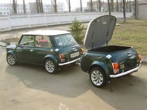 Trailer For Mini Cooper Classic Mini Trailer Tub In Fiberglass With