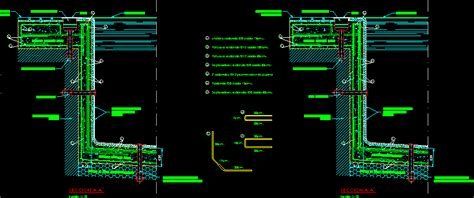 detail  pools overflow dwg detail  autocad designs cad