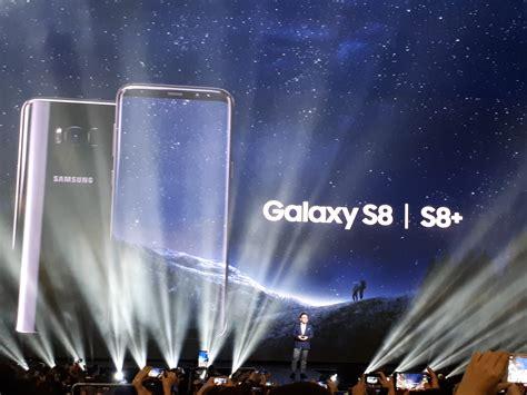Harga Samsung S8 Unbox akhirnya galaxy s8 dan s8 plus resmi melenggang unbox id