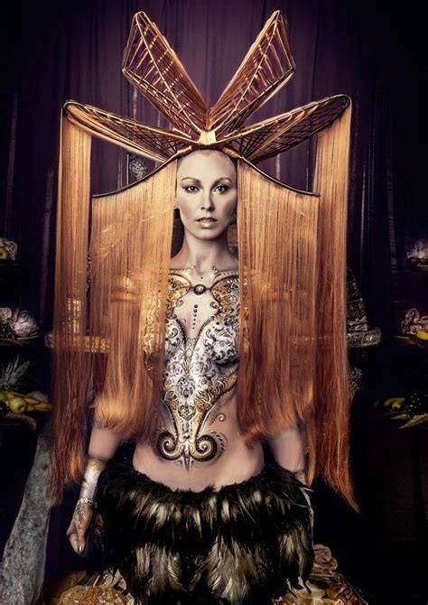 hair show themes avantgarde 2012 by stefan dokoupil via 500px crazy hair