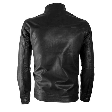 motorcycle outerwear alta s motorcycle faux leather jacket quilted lining