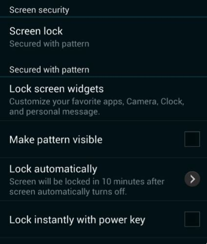 lock pattern visible how to secure an android device arxan