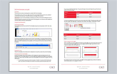 Caci Microsoft Word And Powerpoint Templates On Risd Portfolios Manual Template Powerpoint
