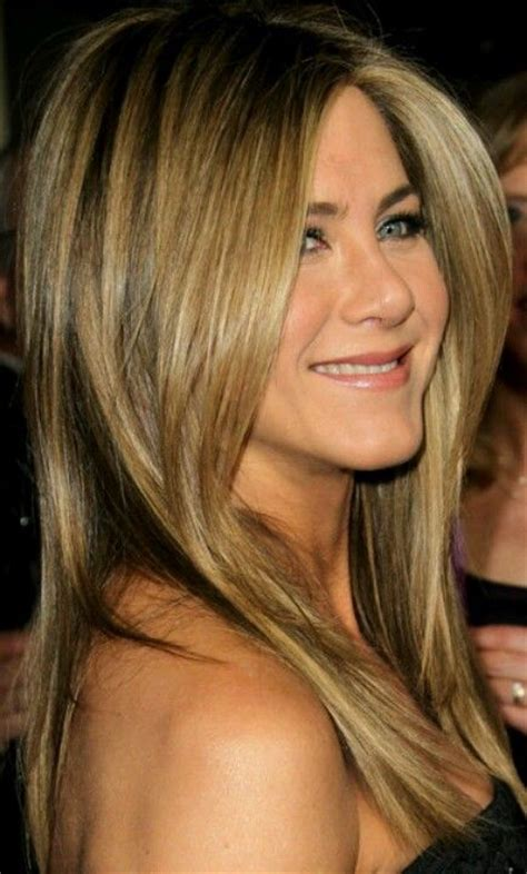 jennifer aniston hairstyles and colors jennifer aniston hair color highlights http