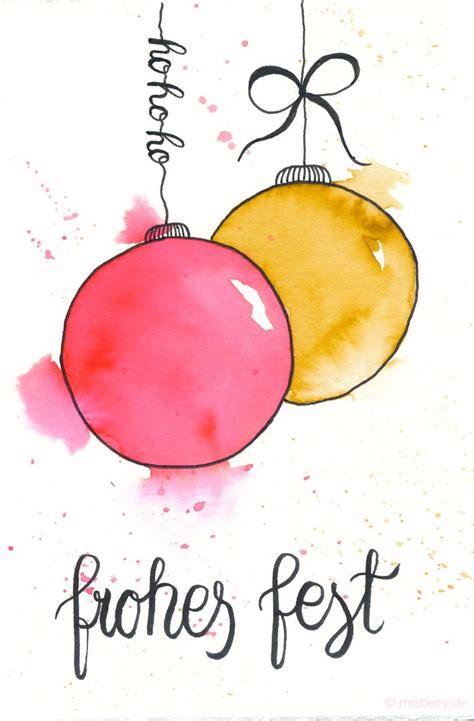 1000 ideen zu weihnachtskarten selber machen auf