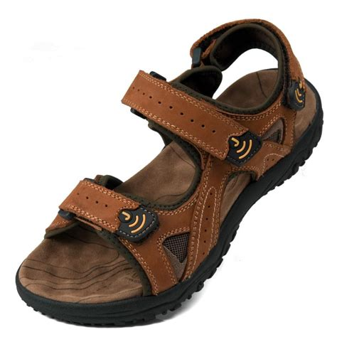 mens outdoor sandals 2014 free shipping camel mens sandals slippers genuine