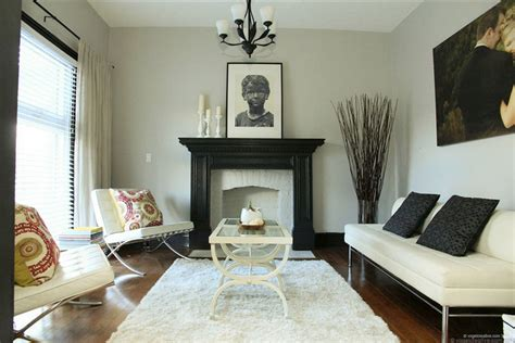 Refinished Victorian Contemporary Living Room Toronto Interior Paint Ideas Living Room