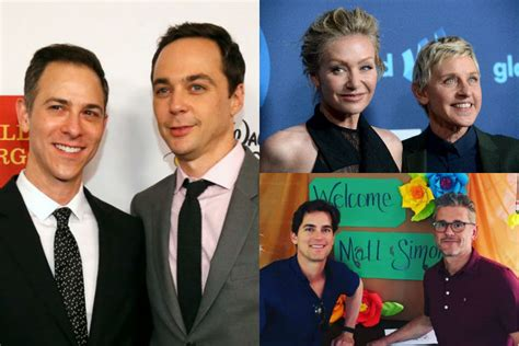 hollywood celebrities who got married in india congrats jim parsons here are 10 lgbtq hollywood