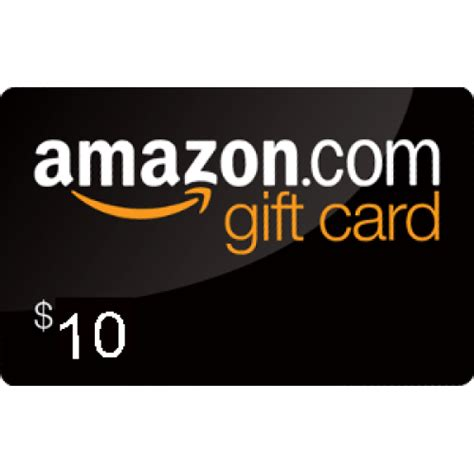 Amazon It Gift Card - amazon gift card 10