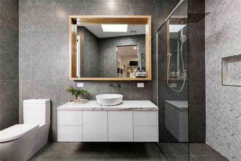 these bathroom tile trends are on the rise in 2018