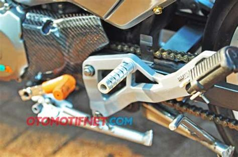 Velg Racing Belakang Supra X 125 Dobel Disk Original 2 modifikasi honda supra x 125 futuristik ridergalau