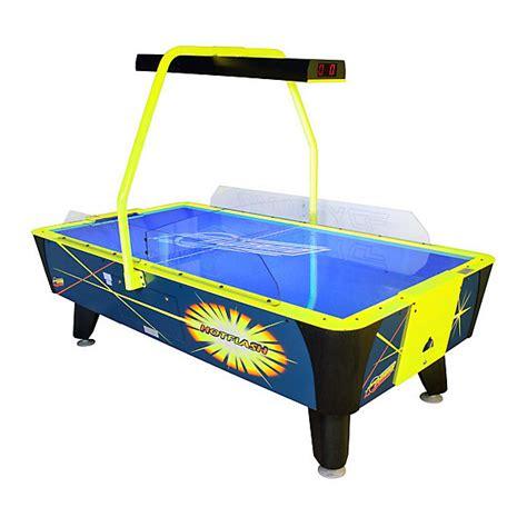 commercial air hockey table arcade style air hockey table