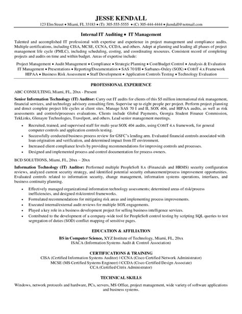Resume Auditor by Accountant Auditor