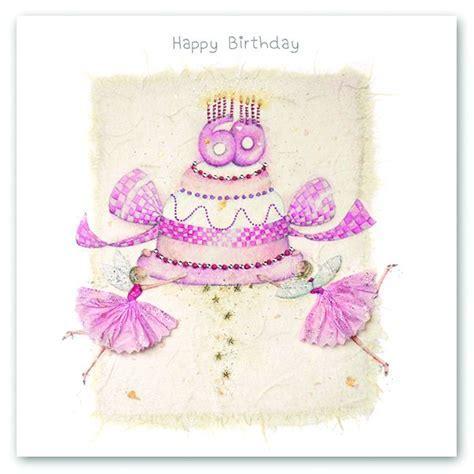 60th Birthday Card   FAIRY Card   HAPPY Birthday