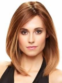 haircuts for heartshaped faces 15 classy easy medium hairstyles for heart shaped faces