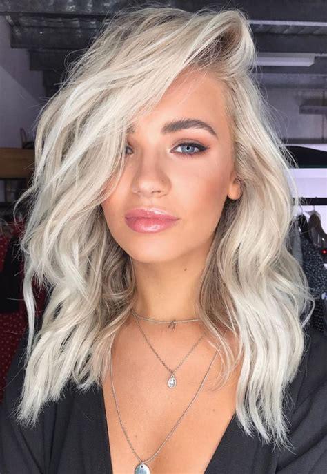 platinum silver hair color best 25 silver hair ideas on silver