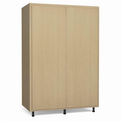 Garage Wardrobe Storage Cabinet by Wardrobe Cabinet 48x68 Classic Series Slide Lok Of The