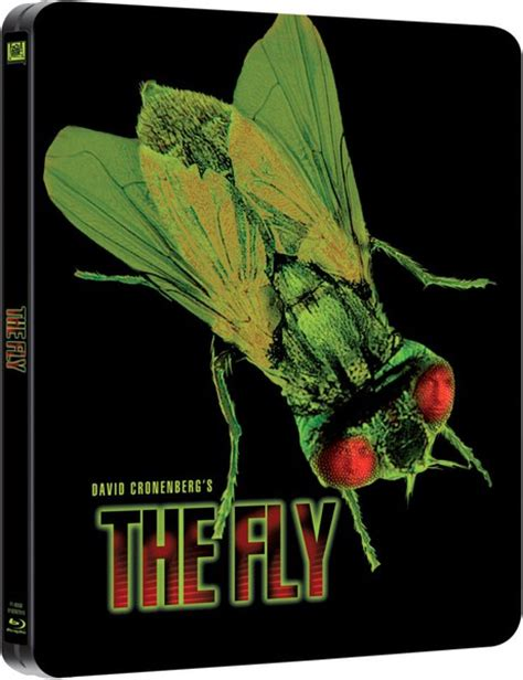 The Fly Bluray fly steelbook edition zavvi