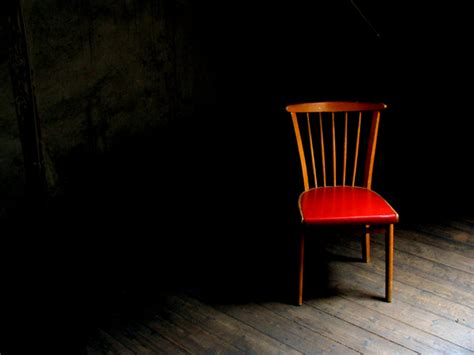 The Empty Chair by Tim Lyda Empty Chairs Open Doors