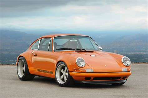 Porsche 911 Singer by Singer Porsche 911 Re Imagined