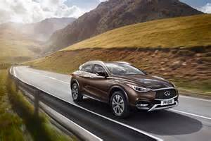 Infiniti South Infiniti 2016 Qx30 La Show Infiniti Qx30 Revealed Goauto