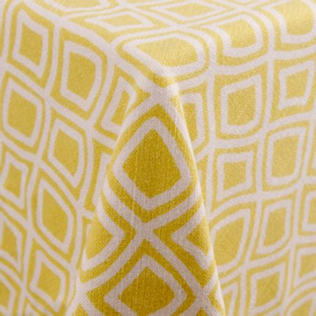 retro l yellow retro color yellow la tavola fine linen