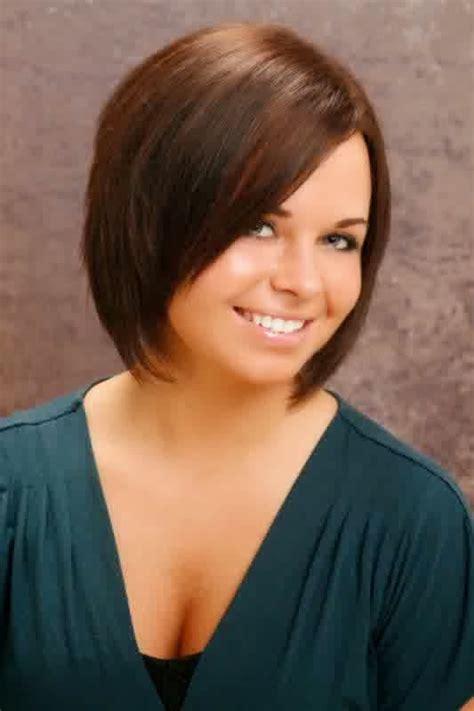 model  gaya rambut  cocok  wanita gemuk