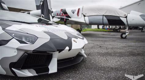 Lamborghini And Jet Lamborghini Aventador Vs Fighter Jets Gtspirit