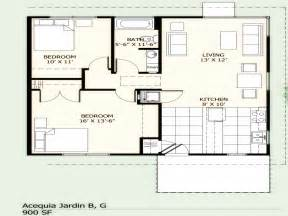 800 sq ft house plan