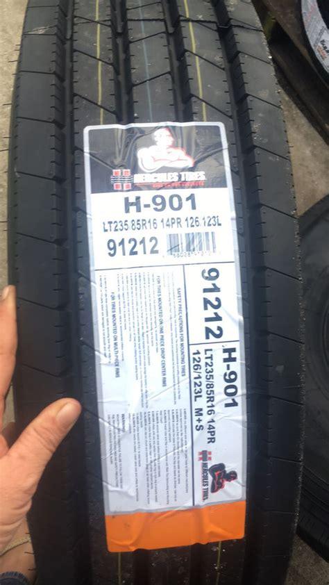 trailer tires  ply  hercules   lug trailer tires  sale  plant city fl