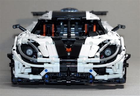 koenigsegg lego lego koenigsegg one 1 supercar the lego car