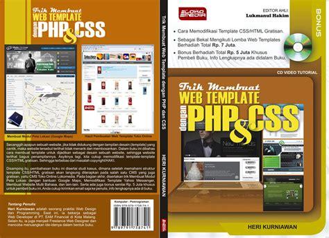 membuat web bagus dengan html trik membuat web template dengan php dan css