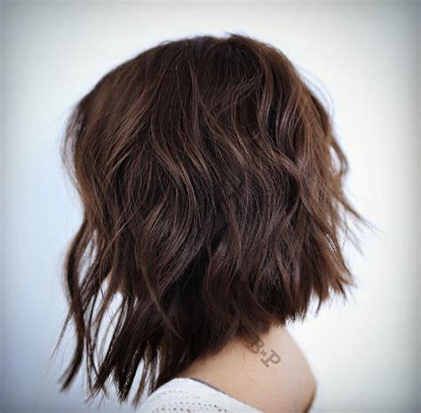 textered layed bob for over 40 40 hottest textured bob hairstyles haircuts style skinner