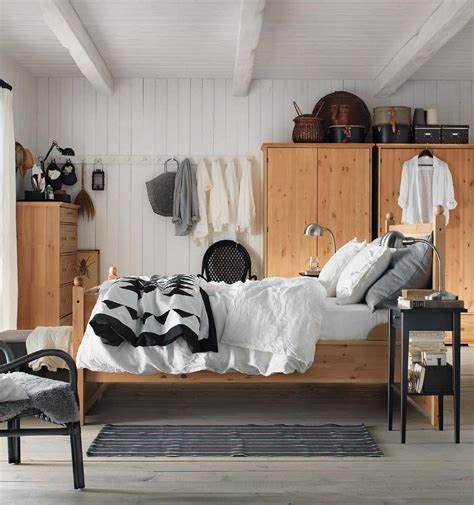 scandinavian bedroom Interior Design Ideas.