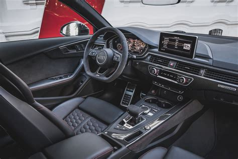 Audi Rs4 Unterhalt by Audi Rs4 B9 Avant 2018 Im Test Erste Fahrt Technische
