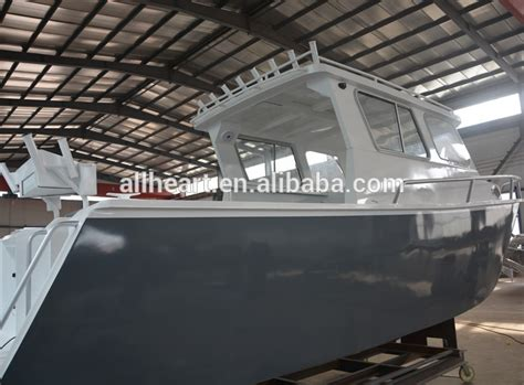 fast aluminum boat fast speed aluminum boat ffor fishing 7 5m with hardtop