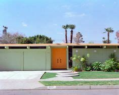 gustave carlson design mid century modern project fence yard privacy and entrance design on pinterest
