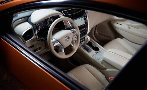 2015 Nissan Murano Interior by 2015 Nissan Murano Interior Photo