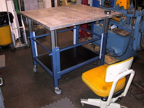 how to build a welding bench steel welding bench plans woodideas