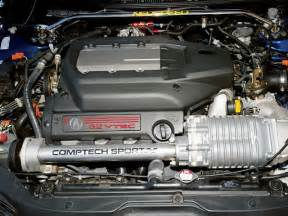 Acura Tl Comptech Supercharger 2003 Acura Cl Type S Features Honda Tuning Magazine