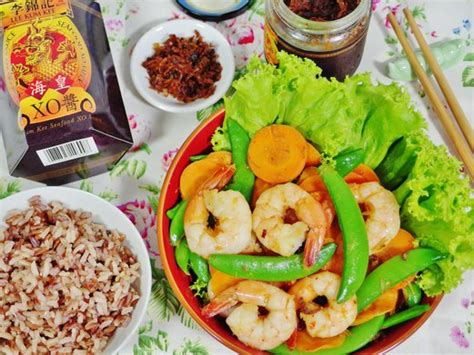 kum kee new year recipes brand new kum kee seafood xo sauce and a stir fried