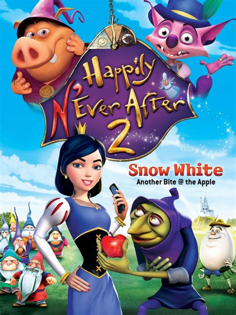 Vcd Original Happily Never After happily n after 2 snow white another bite the apple 2009 rotten tomatoes