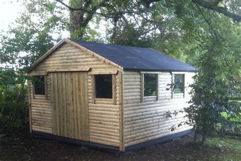 Wooden Sheds Ireland by September 2016 More Shed Plans
