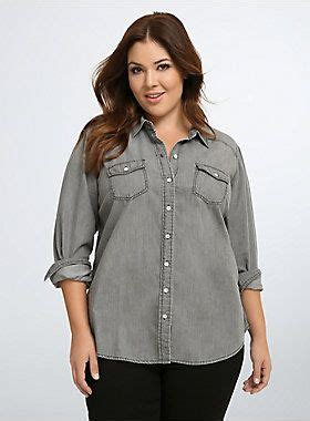 21812 Import Cotton Blouse Gray Mlxl 434 best images about fatshion clothes lqqks in general