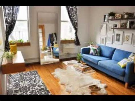 decorating a rental home living room decorating ideas for apartments youtube