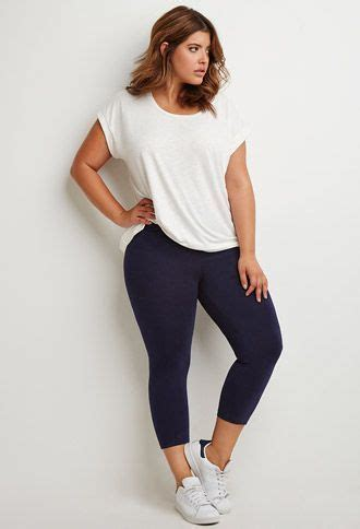 wardrobe essentials for short plump woman take a look at basic leggings plus size romper