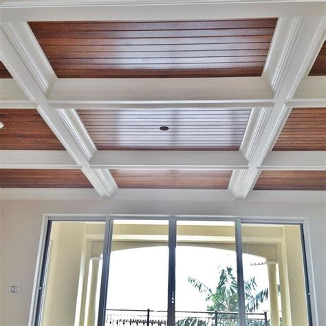 Cost To Install Ceiling Tiles 2017 Coffered Ceiling Cost Guide How Much To Install