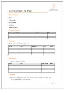 programme project tools project planning document